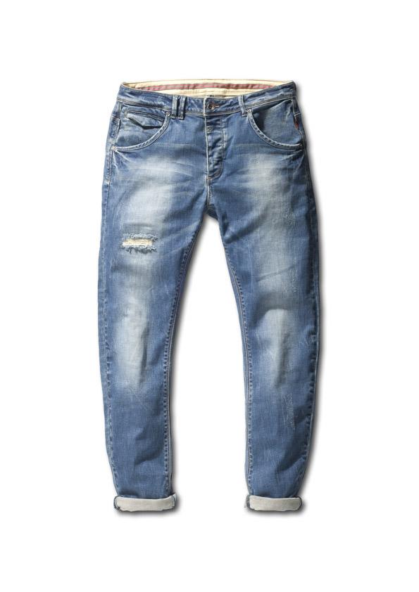 De boyfriend jeans