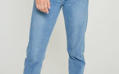 7 tips om het beste uit je Mom jeans te halen