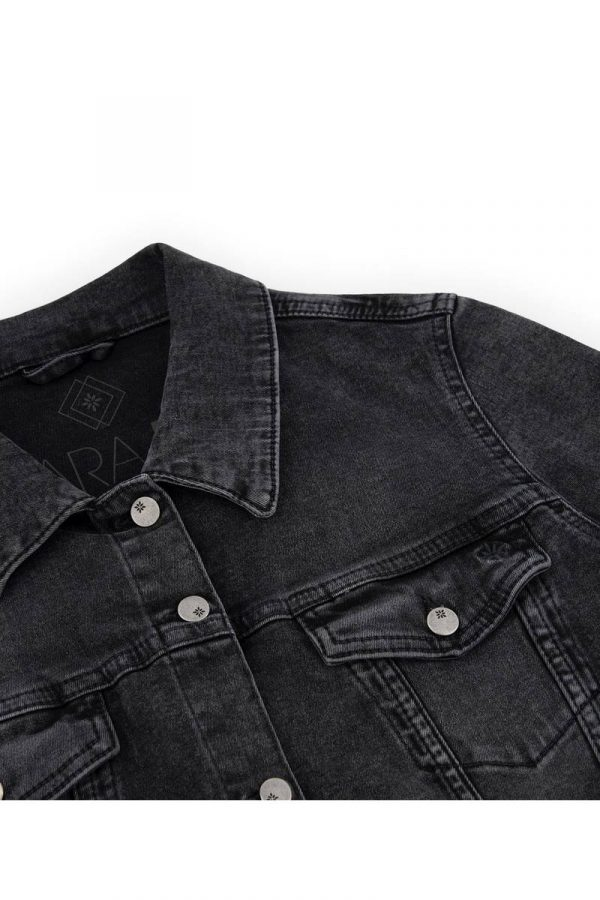 Para-Mi-spijkerjack-denim-jack-Mae-Jacket-P-form-Denim-Cloudly-grey